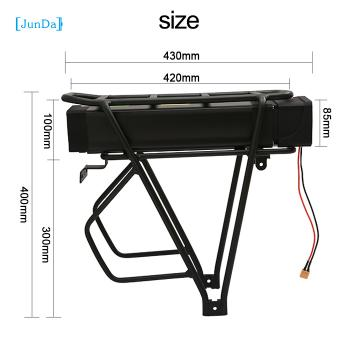 24v 9Ah li-ion battery pack for e-bike