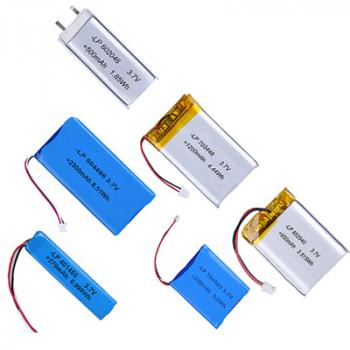 lithium polymer battery cell